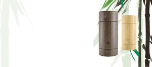 bamboobar deodorant, light and dark bamboo background - bamboobar, the refillable, environmentally friendly, non-plastic, non-harmful chemical and all natural solid stick deodorant bar
