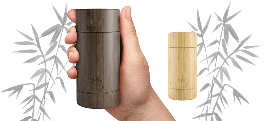 bamboobar - First plastic free, refillable, natural