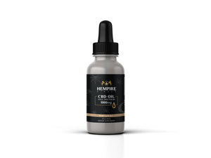 1000 MG Full Spectrum CBD Oil - Hempire Direct