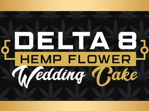 Wedding Cake Delta 8 Flower