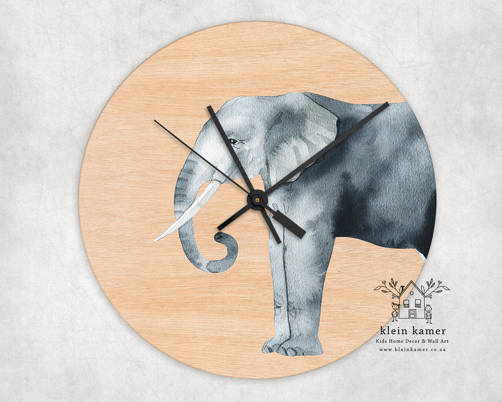 Wall Clock | Elephant