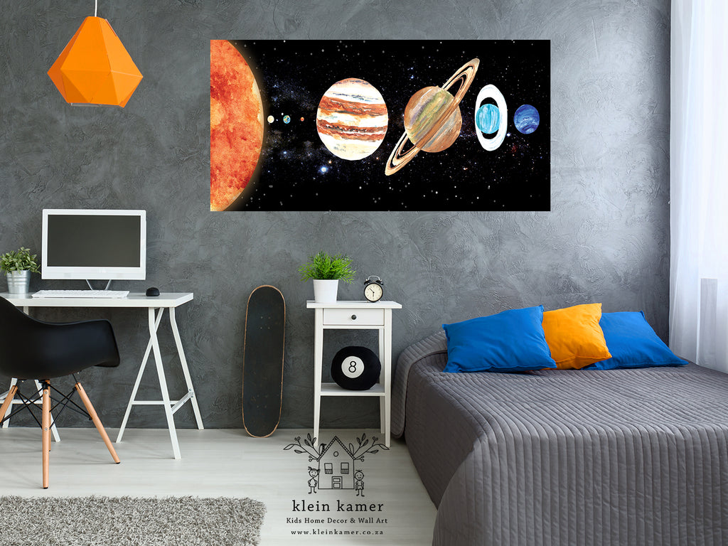 1 Set | Astronaut | Planets | Space
