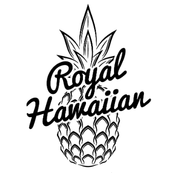 POP Paddleboarding 'Royal Hawaiian' Board
