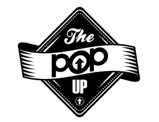 The POP Paddleboarding Brand Logo