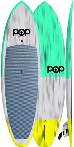 "8'6"" GURU (MINT/YELLOW)"