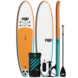 "11'0"" POPUP (ORANGE/BLUE)"