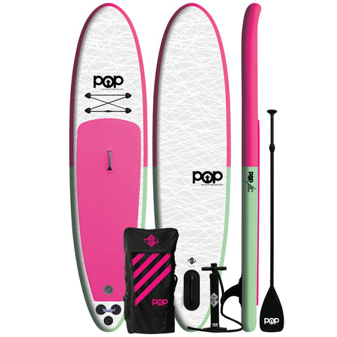 "11'0"" POPUP (PINK/MINT)"