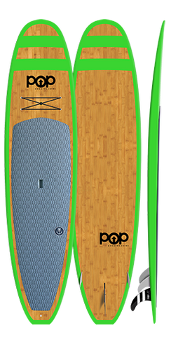 "11'0"" HUCKLEBERRY (GREEN)"