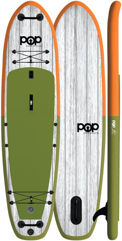 "11'6"" EL CAPITAN (GREEN/ORANGE)"
