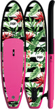"10'6"" ROYAL HAWAIIAN (PINK/BLACK)"