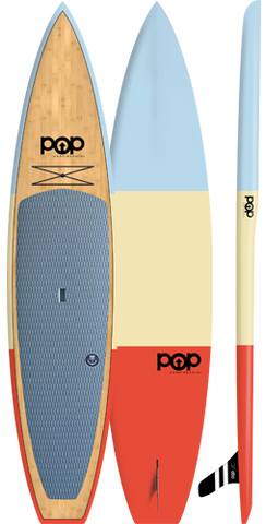 "12'0"" AMERICANA (BLUE/CREAM/RED)"
