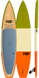 "12'0"" AMERICANA (GREEN/CREAM/ORANGE)"