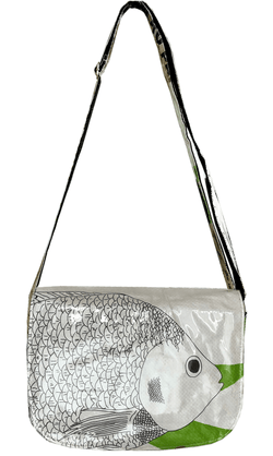 recycled material handbag eco friendly vegan