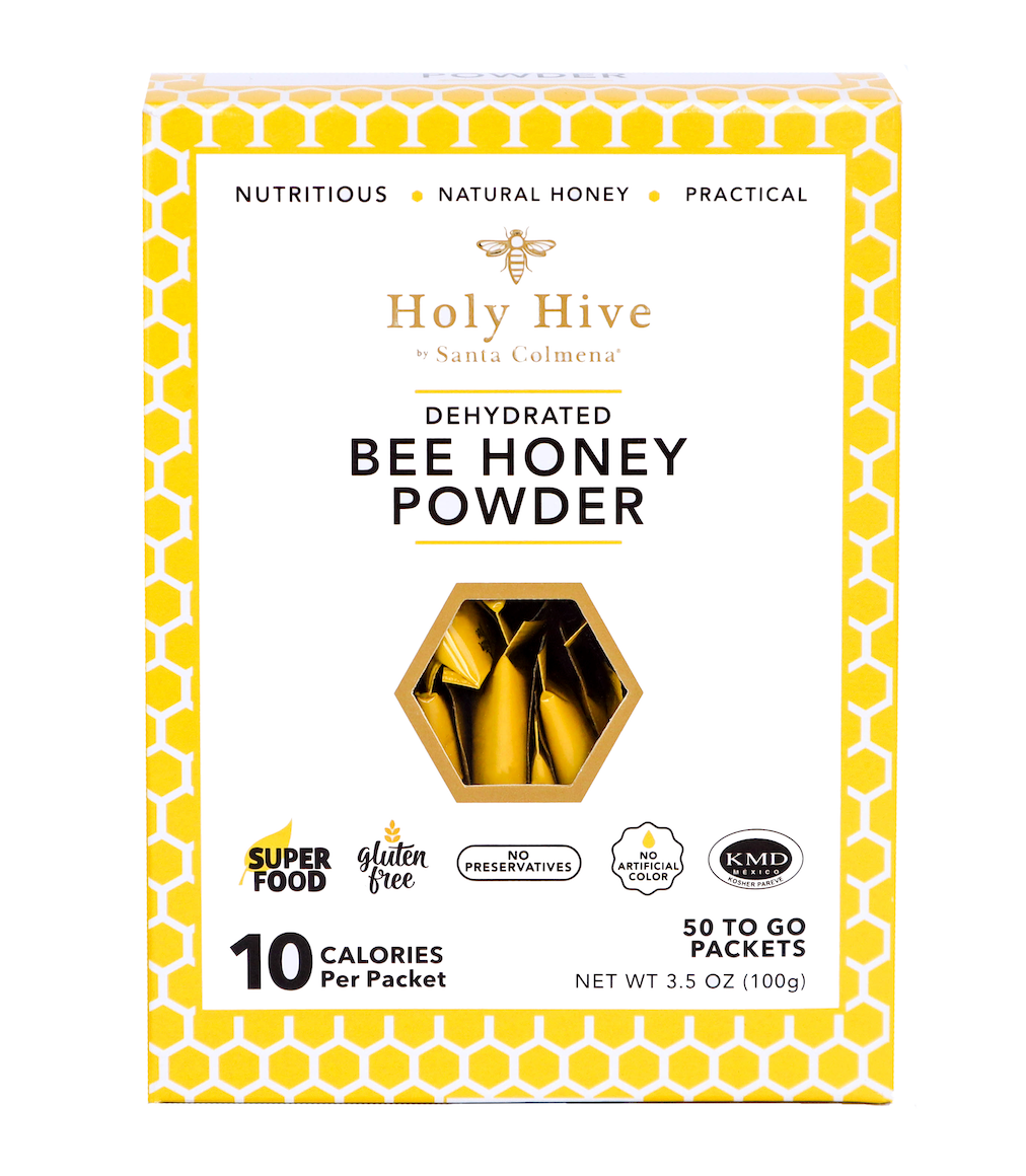 Bee Honey Powder 100g Box