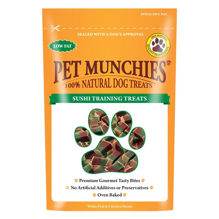 Pet Munchies Sushi Training Treats 50g