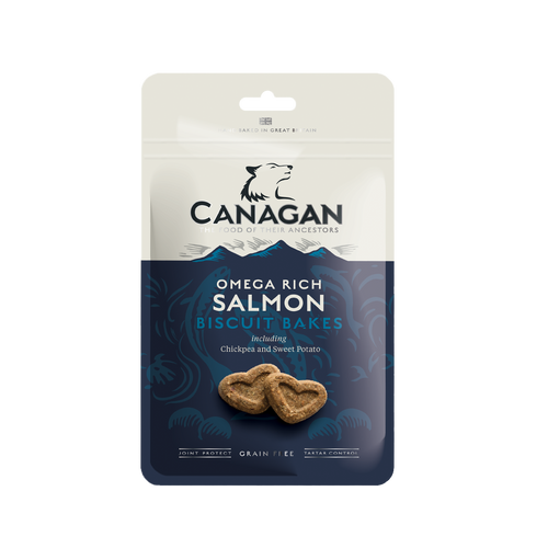 Canagan Salmon Biscuit Bakes 150g