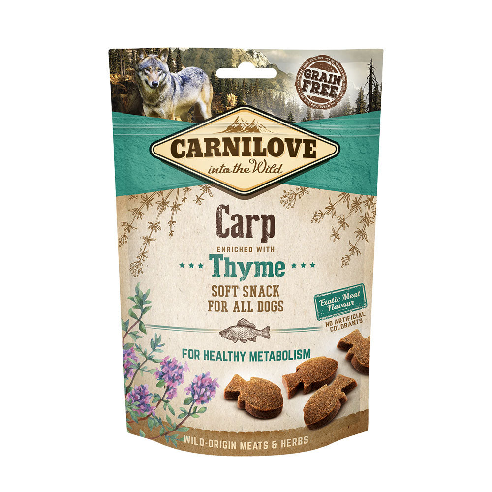 Carnilove Carp with Thyme 200g