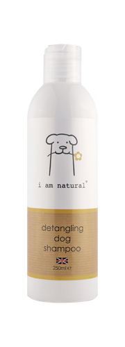 I Am Natural Detangling Dog Shampoo 250ml