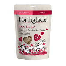 Load image into Gallery viewer, Forthglade Baked Biscuit Love Treats 150g