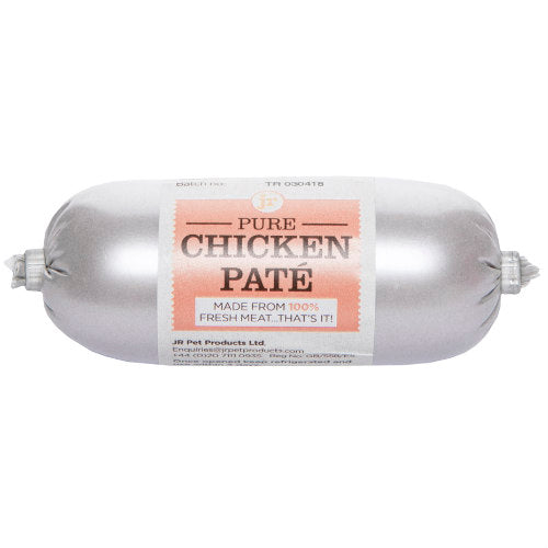 JR 80g Chicken Pure Pate