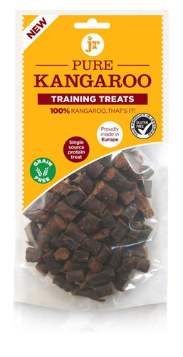 JR Pure Kangaroo Training Treats 85g