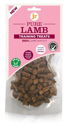 JR Pure Lamb Training Treats 85g