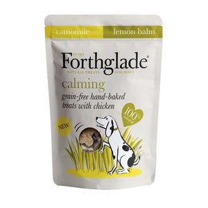 Forthglade Baked Biscuit Calming Treats 150g