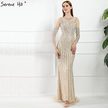 Load image into Gallery viewer, ADD Sparkly Sequined Evening Gown