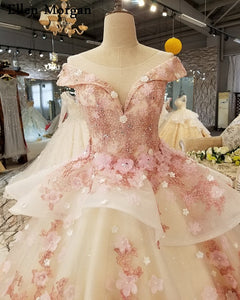 ADD Pink Princess Ball Gown