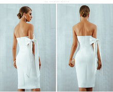 Load image into Gallery viewer, Special Design Midi Dress