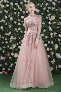 Extra Feminine Evening Gown