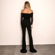 Load image into Gallery viewer, Off Shoulders Jumpsuit