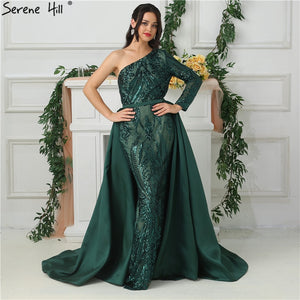 ADD One Shoulder Luxury Gown