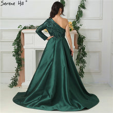 Load image into Gallery viewer, ADD One Shoulder Luxury Gown