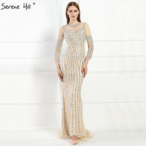 ADD Sparkly Sequined Evening Gown
