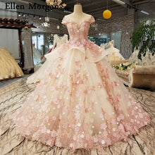 Load image into Gallery viewer, ADD Pink Princess Ball Gown