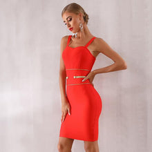 Load image into Gallery viewer, Bandage Evening Party Dress
