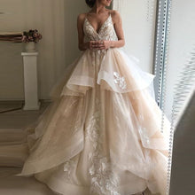 Load image into Gallery viewer, Classy Tulle Evening Gown