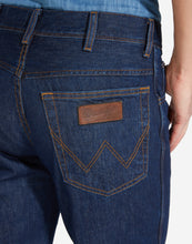 Afbeelding in Gallery-weergave laden, Wrangler Texas non stretch dark stone
