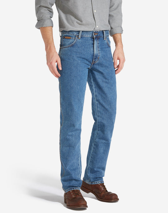 Wrangler Texas non stretch stone wash