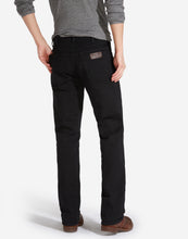 Afbeelding in Gallery-weergave laden, Wrangler Texas stretch black