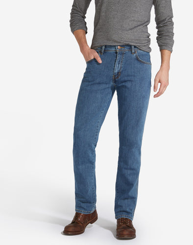 Wrangler Texas stretch stone wash