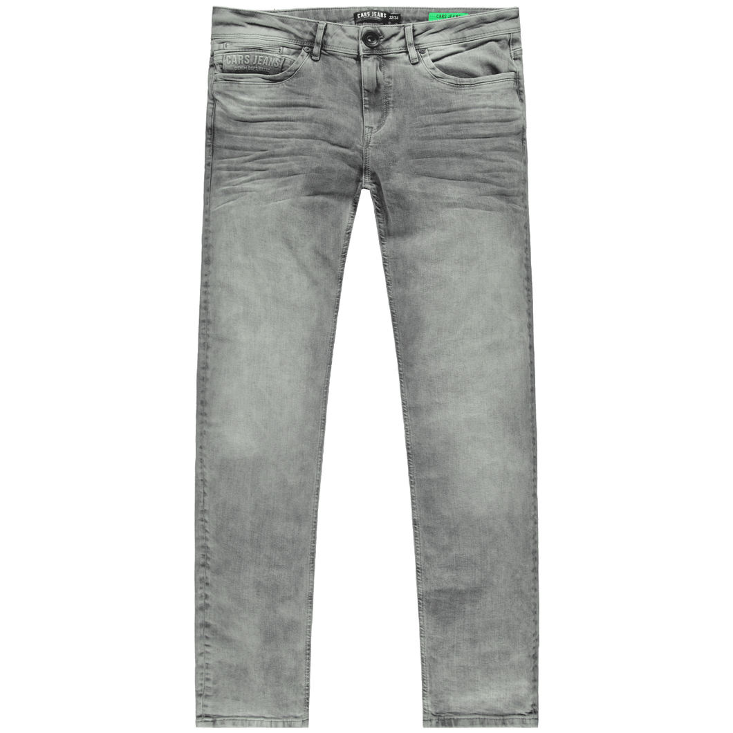 Cars blast grey denim