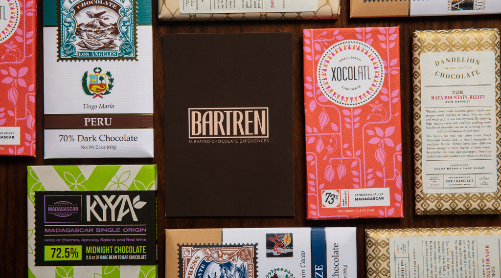 craft chocolate subscription box photo