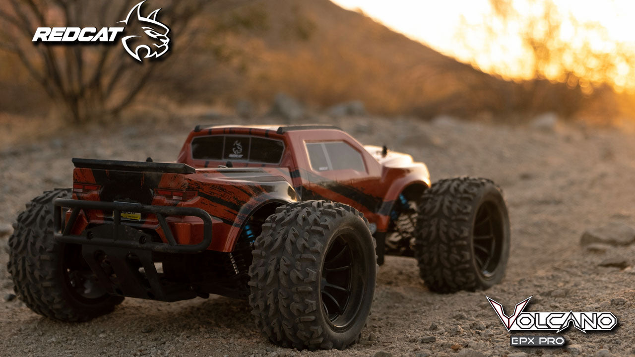 Redcat Volcano EPX PRO RC Offroad Truck 1:10 Brushless Electric Truck
