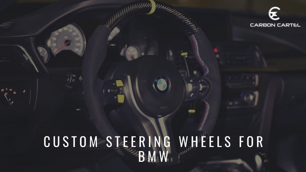 Custom Steering Wheels for BMW