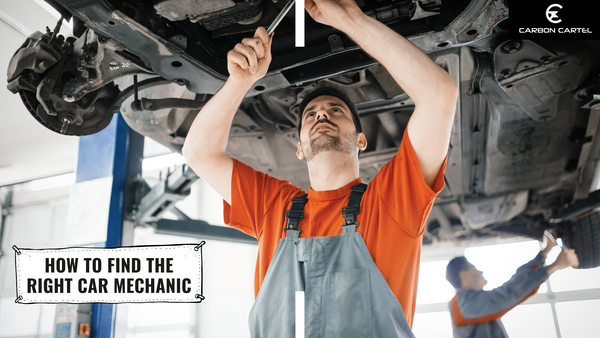 How to Find the Right Car Mechanic