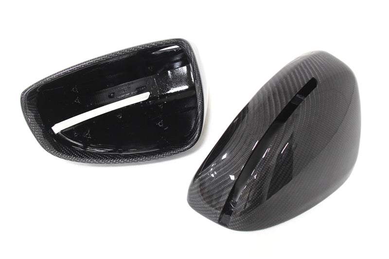 Carbon Mirror Replacement Cover For Audi R8 2008-2012