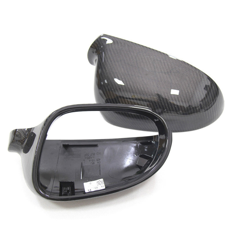 Replacement/Add on Carbon Fiber Mirror Cover For Volkswagen Golf Mk