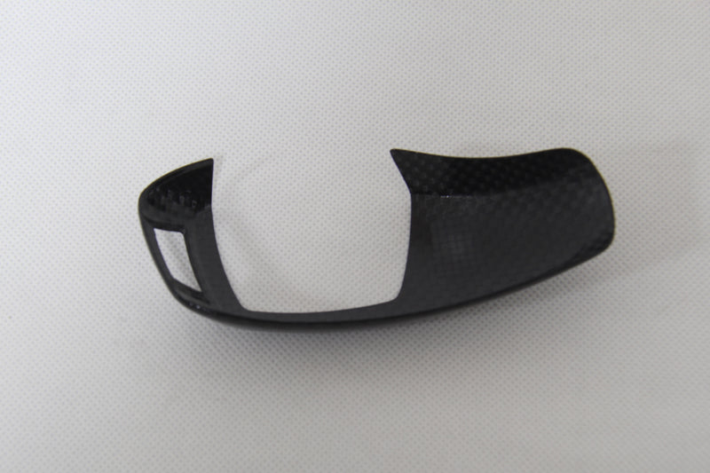 Carbon Gear shifter cover for Bmw serie 1-7/X3/X4 - 2012 - 2015